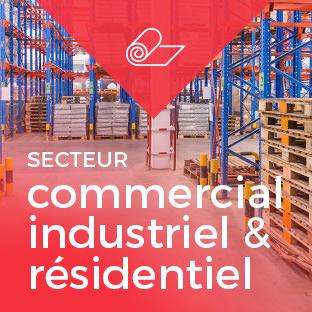 secteur commercial